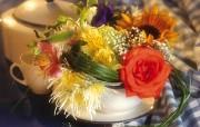 鲜花装饰 1 12 鲜花装饰 花卉壁纸