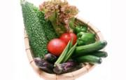 蔬菜写真 2 18 蔬菜写真 花卉壁纸