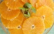 水果甜点 花卉壁纸