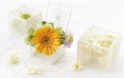 仿真花插花艺术图片1920 1200 温馨布艺仿真花卉壁纸 花卉壁纸