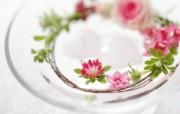 温馨布艺花卉装饰图片 1920 1200 温馨布艺仿真花卉壁纸 花卉壁纸