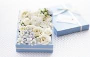 花卉礼物 精致仿真花图片 1920 1200 温馨布艺仿真花卉壁纸 花卉壁纸