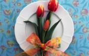 花艺大餐 1 12 花艺大餐 花卉壁纸