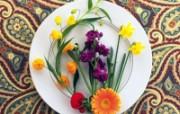 花艺大餐 1 7 花艺大餐 花卉壁纸