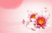 宽屏合成花卉 1 19 宽屏合成花卉 花卉壁纸