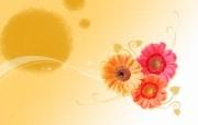 宽屏合成花卉 1 18 宽屏合成花卉 花卉壁纸