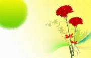 宽屏合成花卉 1 11 宽屏合成花卉 花卉壁纸
