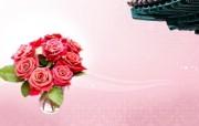 宽屏合成花卉 1 1 宽屏合成花卉 花卉壁纸