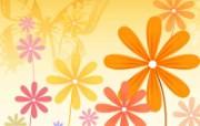 艺术风格花卉图案插画设计 清新风格 花卉设计插图 1600 1200 艺术风格花卉图案插画设计第二集 花卉壁纸