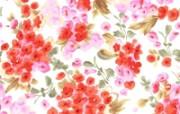 艺术风格花卉图案插画设计 Artistic design art flower backgrounds 1600 1200 艺术风格花卉图案插画设计第二集 花卉壁纸
