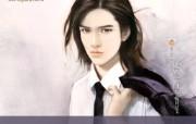 Romance Vovels paint pictures of guys 爱情小说插画花样男子第三集 绘画壁纸