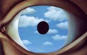 比利时超现实主义画家 Rene Magritte 雷尼・马格利特作品集 绘画壁纸