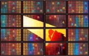 藏族祥巴版画 壁纸2 藏族祥巴版画 绘画壁纸