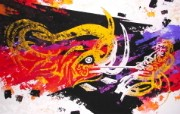 藏族祥巴版画 壁纸5 藏族祥巴版画 绘画壁纸