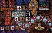 藏族祥巴版画 壁纸22 藏族祥巴版画 绘画壁纸
