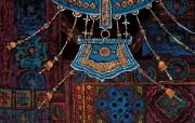 藏族祥巴版画 壁纸23 藏族祥巴版画 绘画壁纸