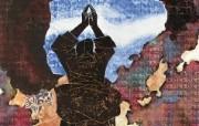 藏族祥巴版画 壁纸33 藏族祥巴版画 绘画壁纸