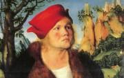 德国宫廷画家Lucas Cranach 卢卡斯・克拉纳赫作品集 绘画壁纸