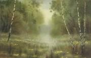 水彩景色 1 12 水彩景色 绘画壁纸