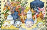 Ellen Stouffer 儿童图书绘本 绘画壁纸