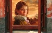 俄罗斯艺术家Arsen Kurbanov 油画作品宽屏壁纸 壁纸13 俄罗斯艺术家Arse 绘画壁纸
