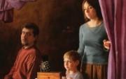 俄罗斯艺术家Arsen Kurbanov 油画作品宽屏壁纸 壁纸19 俄罗斯艺术家Arse 绘画壁纸