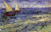 梵高(印象画派)作品 绘画壁纸