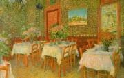 梵高 印象画派 作品宽屏壁纸 壁纸21 梵高(印象画派)作品 绘画壁纸