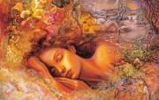 华丽幻想艺术 天国的天国 壁纸23 华丽幻想艺术:天国的 绘画壁纸