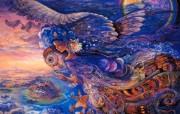 华丽幻想艺术 天国的天国 壁纸24 华丽幻想艺术:天国的 绘画壁纸