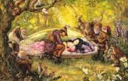 华丽幻想艺术 天国的天国 壁纸26 华丽幻想艺术:天国的 绘画壁纸
