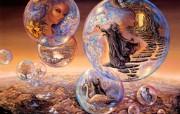华丽幻想艺术 天国的天国 壁纸30 华丽幻想艺术:天国的 绘画壁纸