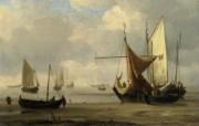 伦敦画廊帆船 1 20 伦敦画廊帆船 绘画壁纸