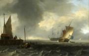 伦敦画廊帆船 1 16 伦敦画廊帆船 绘画壁纸