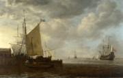 伦敦画廊帆船 1 15 伦敦画廊帆船 绘画壁纸