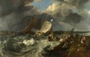 伦敦画廊帆船 1 13 伦敦画廊帆船 绘画壁纸