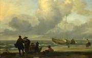 伦敦画廊帆船 1 6 伦敦画廊帆船 绘画壁纸