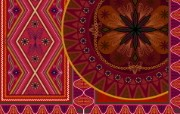 民族文化 绘画壁纸