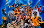 Iron Maiden 重金属乐队专辑插画壁纸 Iron Maiden 骷髅魔鬼 Iron Maiden 重金属乐队专辑插画壁纸 Iron Maiden 重金属乐队专辑插画壁纸 绘画壁纸