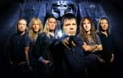 Iron Maiden 重金属乐队专辑插画壁纸 绘画壁纸
