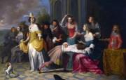 伦敦国家画廊(七) 绘画壁纸