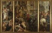 伦敦国家画廊 一 壁纸19 伦敦国家画廊(一) 绘画壁纸