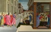 伦敦国家画廊 一 壁纸29 伦敦国家画廊(一) 绘画壁纸