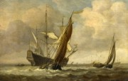 伦敦画廊帆船 2 19 伦敦画廊帆船 绘画壁纸