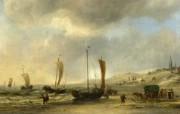 伦敦画廊帆船 2 17 伦敦画廊帆船 绘画壁纸