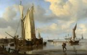 伦敦画廊帆船 2 15 伦敦画廊帆船 绘画壁纸