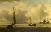 伦敦画廊帆船 2 10 伦敦画廊帆船 绘画壁纸