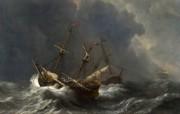 伦敦画廊帆船 2 9 伦敦画廊帆船 绘画壁纸