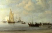 伦敦画廊帆船 2 6 伦敦画廊帆船 绘画壁纸