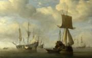 伦敦画廊帆船 2 5 伦敦画廊帆船 绘画壁纸